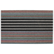 Chilewich Candy Mixed Stripe Shag Doormat, 18