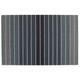 Chilewich Block Stripe Shag Utility Mat, 24