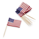 Flag Picks, Set of 50
