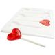 Hearts Lollipop Mold