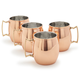 Moscow Mule Mugs, Set of 4