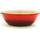 Le Creuset® Cherry Oval Serve Bowl