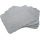 Sur La Table® Gray Quilted Placemats, Set of 4