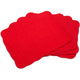 Sur La Table® Red Quilted Placemats, Set of 4