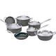 Cuisinart GreenGourmet Hard Anodized 12-Piece Cookware Set