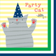 Meri Meri® Fat Cat Paper Luncheon Napkins