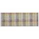 Chilewich Sorbet Plaid Floor Mat, 72