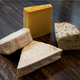 Mondo Food French Cheese Collection, Set of 4