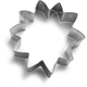 Sun Cookie Cutter, 3.75