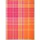 Madras Plaid Kitchen Towel
