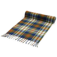 Plaid Blue Table Runner, 108