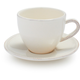 Pearl Cappuccino Cup and Saucer
