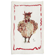 Jacques Pépin Collection Chicken Linen Kitchen Towel, 28