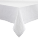 Pinstripe Linen Tablecloth