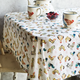 Jacques Pépin Collection Assorted Chickens Tablecloth