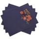 Floral Blue Placemats, 14