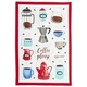 Coffee Please Kitchen Towel, 28