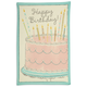 Happy Birthday Kitchen Towel, 28