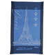Jacquard Eiffel Tower Kitchen Towel, 30