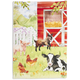 Farm Kitchen Towel, 30