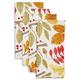 Oakwood Honey Napkins, Set of 4