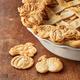 Sur La Table Harvest Pie Crust Cutters, Set of 4