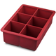Red King Cube Ice Tray