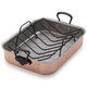 Jacques Pépin Copper Roaster with Rack, 16