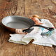 Jacques Pépin Copper Oval Skillet