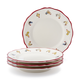 Jacques Pépin Collection Dinner Plates, Set of 4