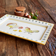 Jacques Pépin Collection Chickens Platter