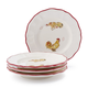 Jacques Pépin Collection Salad Plates, Set of 4