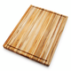 Teakhaus Reversible Teak Edge Grain Cutting Board