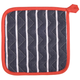 Denim-Stripe Pot Holders