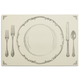 Perfect Setting Paper Placemats, Set of 30
