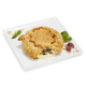 Brie En Croute Set of 2, Large, Sunflower with Mushroom & Classic Leaf with Cranberry