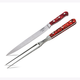 Lamson Fire Forged 2-Piece Carving Set