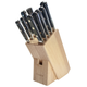 Lamson Earth Forged 10-Piece Block Set, Maple