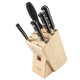 Lamson Earth Forged 6-Piece Block Set, Maple