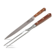 Lamson Rosewood Forged 2-Piece Carving Set