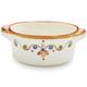 Francesca Double-Handle Bowl