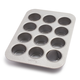Sur La Table Platinum Professional Mini Cheesecake Pan, 12 Cavity