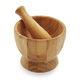 Totally Bamboo Mortar and Pestle