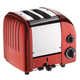 Dualit® Apple-Red NewGen 2-Slice Toaster