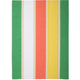 Citrus Bold Stripe Towel