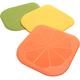 Sur La Table Citrus Pan Scrapers, Set of 3