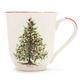Holly & Pine Coffee Mug, Set of 4
