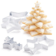 Sur La Table Stacking Star Cookie Cutters, Set of 10