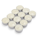 Ivory Tealight Candles, Set of 50