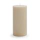 Ivory Pillar Candle, 3